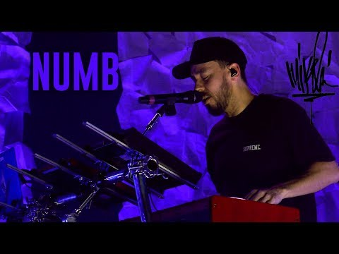 Mike Shinoda - Numb (Linkin Park) - Live Cincinnati Ohio - Post Traumatic Tour 2018