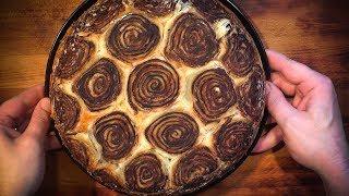 Шоколадный пирог. Очень простой и вкусный рецепт.