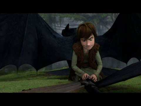 How to train your dragon test drive flight scene youtube ccuart Gallery