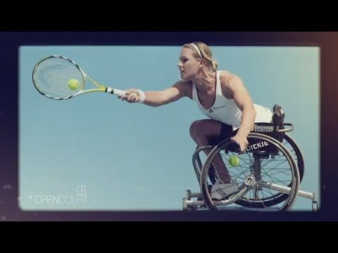 The Roger Federer of wheelchair tennis