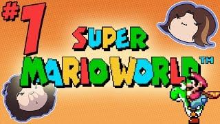 Super Mario World: Yoshi Time - PART 1 - Game Grumps