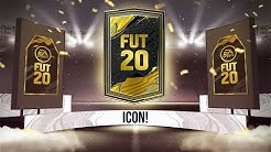 ICON PACK! THIS IS WHAT I GOT IN 75,000 FIFA POINTS FOR BLACK FRIDAY! #FIFA20