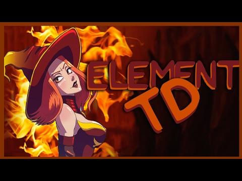 Имбирное Element TD. Годнота, чо)
