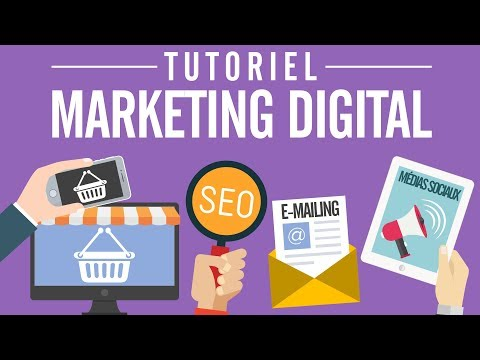 Tutoriel Marketing Digital / Cours Marketing Digital (web Marketing Tuto)