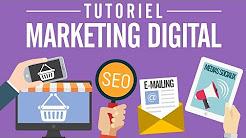 Tutoriel marketing digital / Cours marketing digital (web marketing tuto)