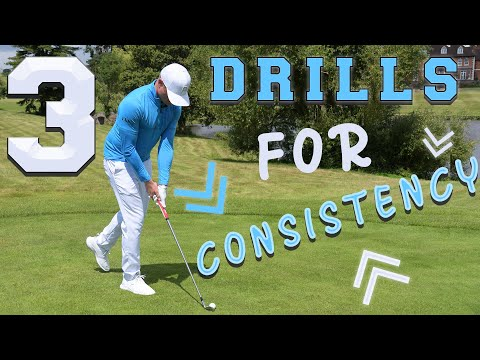 3 Drills That Will TRANSFORM Your GOLF SWING | Me and My Golf