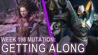 Starcraft II: Getting Along [Sharing Worms]