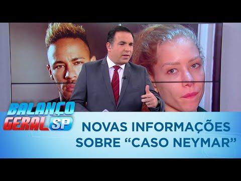 """""""Caso Neymar"""": Colunista do R7 dá novas informações no Balanço Geral SP"""