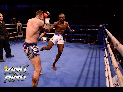 King In The Ring Trans Tasman 8 Man Semi Final 2: Israel Adesanya Vs Mark Timms