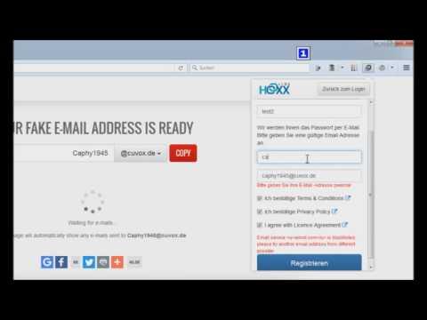 Mozilla Firefox: Falsche Internet-Adresse vortäuschen