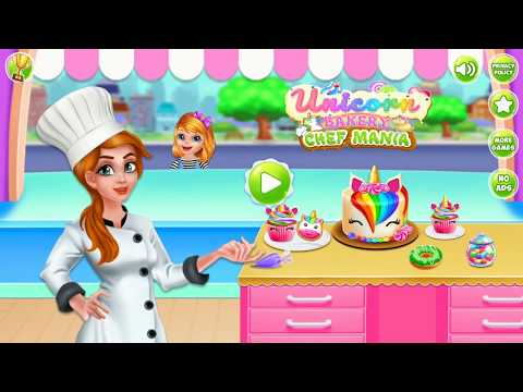 Unicorn Food Bakery For Pc - Download For Windows 7,10 and Mac