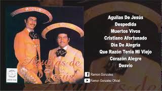 Música Ranchera Cristiana Ramón Gonzalez Disco Completo Águilas De Jesús