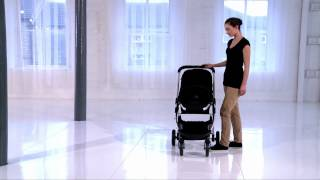 iCandy cherry stroller instruction video