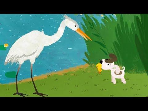 Мама Цапля ❤️ Трогательный мультик 👍 Союзмультфильм HD