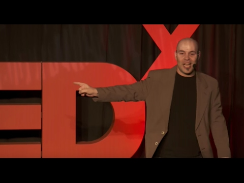 How People Crush Fears and Expand Comfort Zones | Corey Poirier | TEDxCanmore