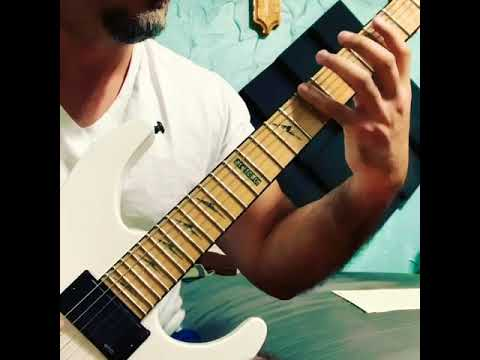 Guitar Lesson - Lick Across the Neck