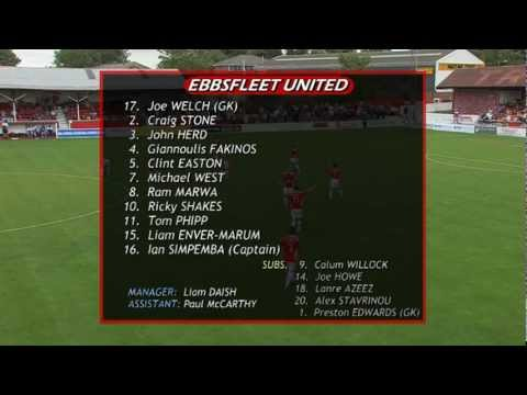 Ebbsfleet United - York City FC