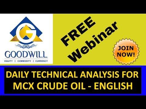 MCX CRUDE OIL TRADING TECHNICAL ANALYSIS APRIL 26 2018 IN ENGLISH CHENNAI TAMIL NADU INDIA