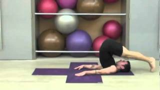 Yoga - Closing Postures with Bryan Jones