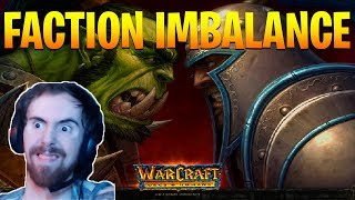 """Asmongold Reacts to """"The Faction Imbalance Rant"""" - World of Warcraft Faction Imbalance"""