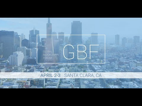 GLOBAL BLOCKCHAIN FORUM 2018 (Santa Clara, CA) 360° VR