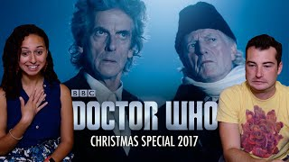 Doctor Who: Christmas Special 2017 Trailer REACTIONS