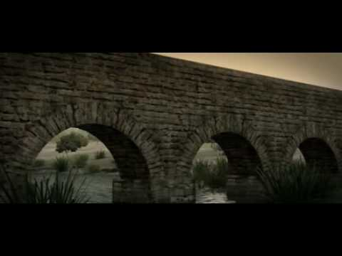 Acueducto Romano de Itálica 3D. Virtual Roman aqueduct