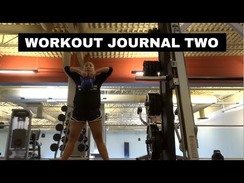 WORKOUT JOURNAL 2   FITNESS JOURNEY