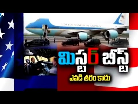 'The Beast' Special Car Designed to Protect US President || Sakshi Magazine Story