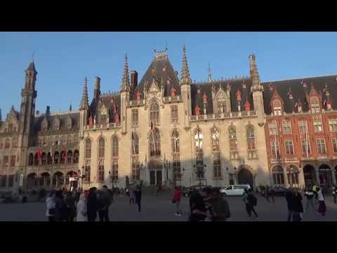 视频:完整再现中世纪风光的比利时小城(3/20)