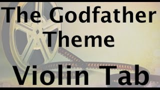 How to play The Godfather Theme on the violin