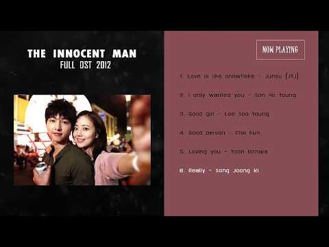 รวมเพลงประกอบซีรี่ย์เกาหลีเพราะๆ Innocent Man 2012