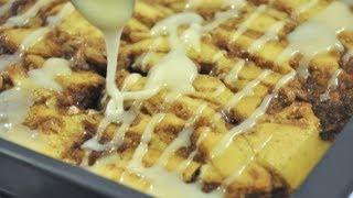 How To Make A Cinnamon Roll Cake