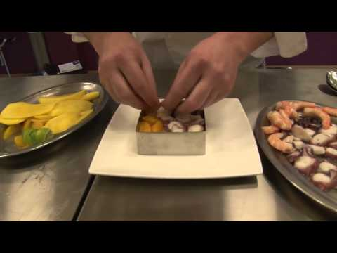 Jornada SARquavitae Valencia. Show Cooking: Cuatro chefs - Cuatro platos para sorprender.