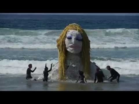 Seafoam Sleepwalk Puppet Performance