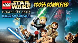 LEGO Star Wars: The Complete Saga [PC] 100% COMPLETED Longplay Walkthrough Full Game (HD, 60FPS)