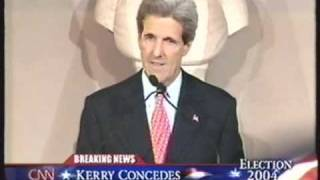 Election Night 2004 - John Kerry