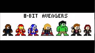 The Avengers Theme 8 bit
