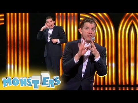 Why Do I Always Forget My Passwords?! | Lee Evans