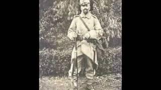 Anton Günther- Oh wie schrecklich ist der Krieg! (Gedicht)
