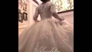 Шикарное свадебное платье Новосибирск