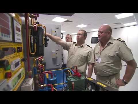 Chevron Shipping Opens Marine Learning And Development Center In Scotland