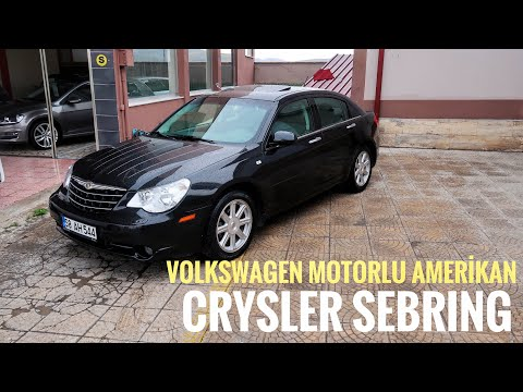 55.000 TL | 2.0 TDI Passat Motorlu | Crysler SEBRİNG | Limited | Otomobil Günlüklerim