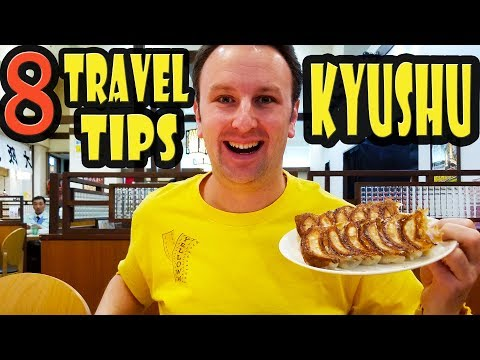 Kyushu Travel Tips: 8 Things to Know Before You Go To Kyushu Japan