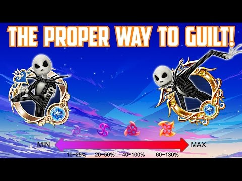 THE PROPER WAY TO GUILT - Kingdom Hearts Unchained X