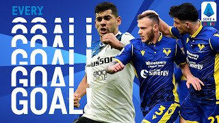Atalanta and Hellas Verona both score 3 past Milan and Napoli! | EVERY Goal | Round 19 | Serie A TIM