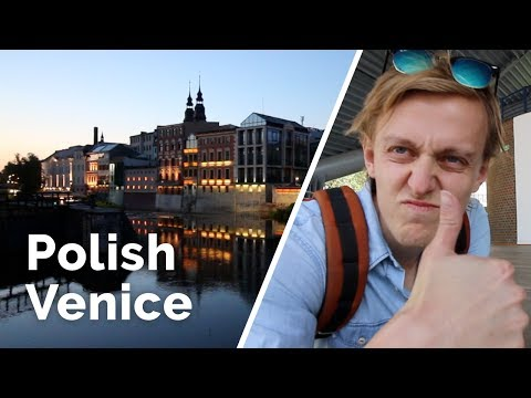 Polish Venice, Opole