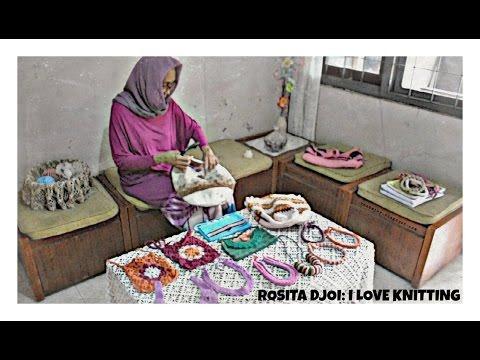 Rosita Djoi: I love Knitting