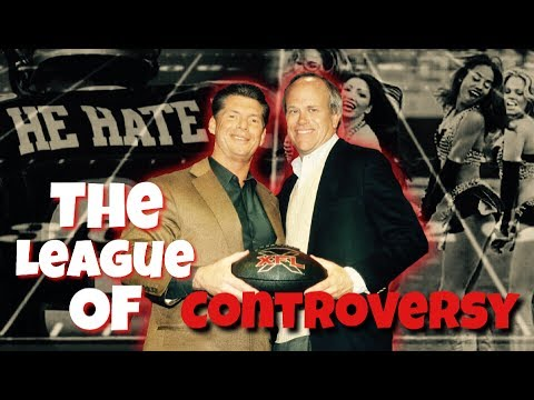 Meet The Most CONTROVERSIAL Football League Ever
