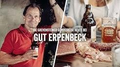 Die Grevensteiner Genussreise zu Besuch auf dem Gut Erpenbeck in Lengerich (Folge 2/5)